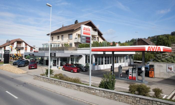 Logo Garage Roos Ruswil GmbH